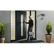 Входные двери алюминиевые Hormann фото