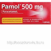 Парацетамол Pamol F 500 мг жаропонижяющее ср-во , шипучие 10 табл. фото