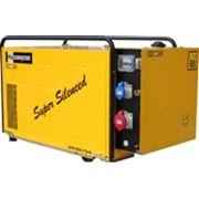 Газовый генератор 8 кВт WFM Silent-E TMP SE 10000-MHE фото
