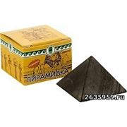 Пирамидка шунгитовая фото