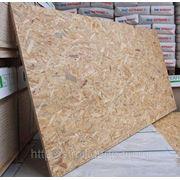 OSB плита 1.25*2.5м толщина 12мм фото