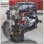 Запчасти двигателя Cummins Камминз/Каменс QSB 6.7L Euro 3 л. с 133-275