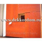 Плита OSB-3 Exterior LP 15,1х1220х2440мм Канада (для внешней и внутренней отделки дома) фото