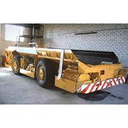 Вагонетки шахтные грузоподъемностью 15 тонн с электрическим приводом фото