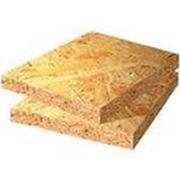 Плита древесная OSB-3 Болдерая 09х1250х2500 мм