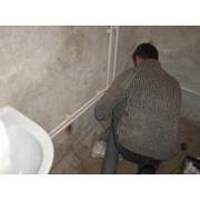 Замена труб в квартире. фото