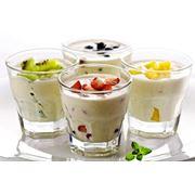 Натуральный йогурт фото