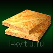 OSB (ОСП) 18 мм 1250х2500мм (Bolderaja, Прибалтика) фото