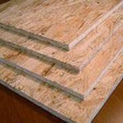 ОСП плита, влагостойкая, лист (1,25 х 2,5),Латвия,лучшая цена фото