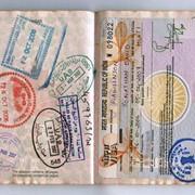 Открытие Визы в ОАЭ; Оформление визы в ОАЭ, виза в ОАЭ. фото