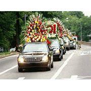 VIP похороны — организация элитные ритуальные услуги фото