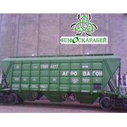 Фумигация зерна в вагонах фото