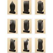 Памятники вертикальные. Модели 1-9 фото