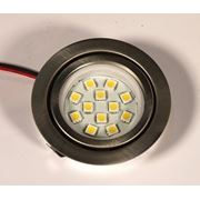 Мебельная подсветка 25W 12SMD 5050 LED теплый белый фото