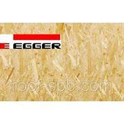 OSB-3 плиты Толщина 09мм 1250х2500х9 Egger фото