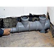Монтаж канализации монтаж систем канализации фото