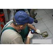 Диагностика системы канализации фото