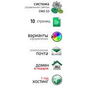 Установка web-серверов и разработка web-сайтов в интернете