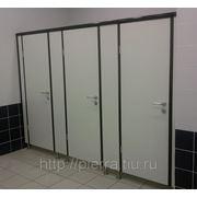 Туалетные перегородки для общественных санузлов фото