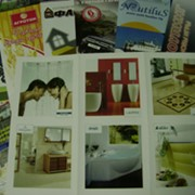 Листовки, афиши, плакаты фото