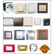 Изделия электроустановочные фото