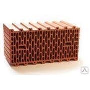 Камень керамический рядовой поризованный 14,3НФ (блок строительный) фото