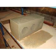 Блок строительный фото