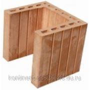 KERAKAM U, блок керамический профильный, завод СККМ, г. Самара фото