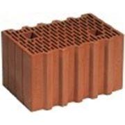 Porotherm 38 Крупноформатные керамические поризованные блоки фото