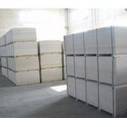 Стекло-магнезитовый лист 1220*2500*10 мм фото