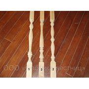 Балясина деревянная 50*50 резная фото