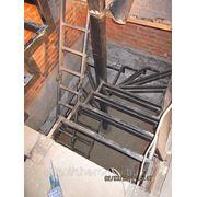 Каркасы лестниц фото
