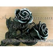 Кованые розы фото