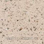 Кварц STARLIGHT SAND, для столешниц, барных стоек, фартуков, ступеней лестниц, облицовки каминов фото
