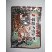 Пластырь Тигр 8 шт. фото