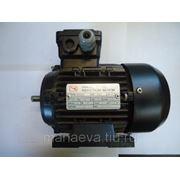 Перемотка-ремонт электро двигателя фотография