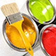 Краска порошковая, аэрозоли,патина.эмали фото