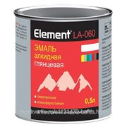 Alpa Alpa Element LA-060 эмаль (500 мл) черная фото