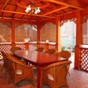 Ресторан в гостином дворе Рахат- ай фото