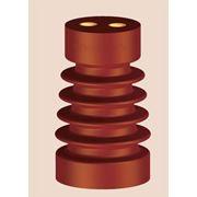 Полимерный изолятор опорный 10 кВ ИОЭЛ 10-8-098-00 УХЛ2 и У3