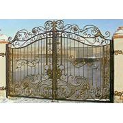 Ворота № 3 фото