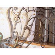 Лестницы кованые и сварные, перила кованые, ограждения под ключ, болюстрады кованые. фото