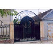 Ворота № 13 фото