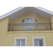 Кованое ограждение балкона фото фото