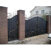 Ворота № 22 фото