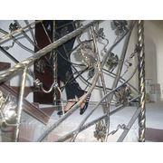 Лестничные ограждения, перила. фото