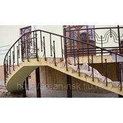 Лестничные ограждения Арт. СП-04 фото
