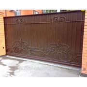Ворота № 28 фото