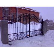 Ворота № 27 фото
