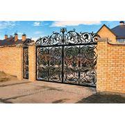 Ворота № 34 фото